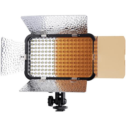 GODOX LED170II PANEL DE 170 LEDS CON ALETAS PARA DSLR - Image 4