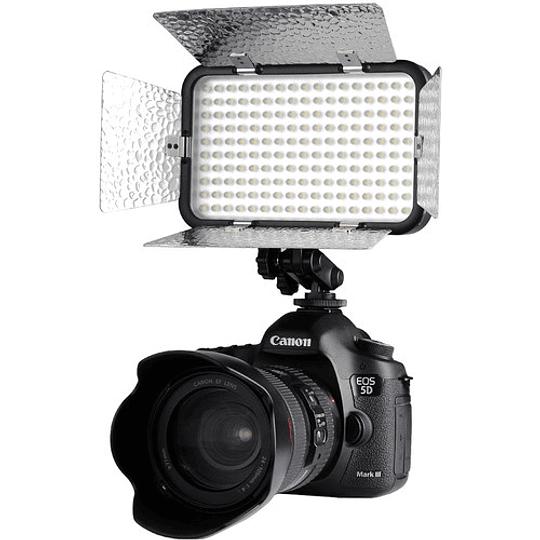 GODOX LED170II PANEL DE 170 LEDS CON ALETAS PARA DSLR - Image 5