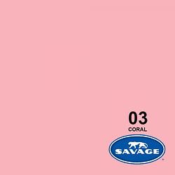 Savage 3-1253 Fondo Coral 1.35 m