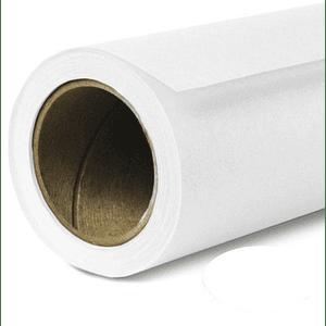 BD Company BD-129-A-2 Fondos de Papel Super White (1,35x11m)