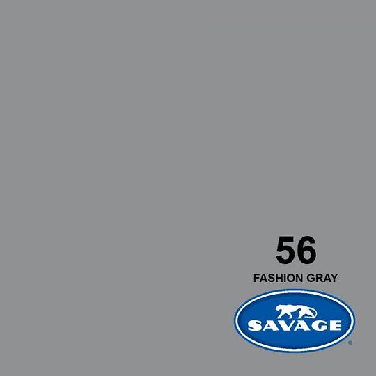 Savage Fondo de Papel #56 Fashion Gray (1,35x11m) - Image 1
