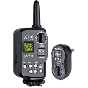 GODOX WIRELESS POWER-CONTROL FLASH TRIGGER GODOX