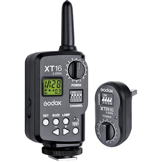GODOX WIRELESS POWER-CONTROL FLASH TRIGGER - Image 1