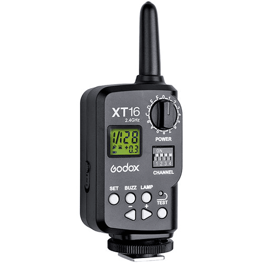 GODOX WIRELESS POWER-CONTROL FLASH TRIGGER - Image 2