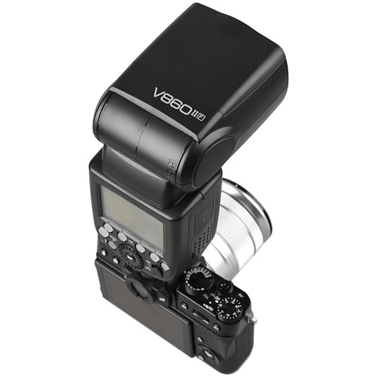 GODOX KIT FLASH V860IIF SPEEDLITE VING TTL PARA FUJIFILM - Image 5