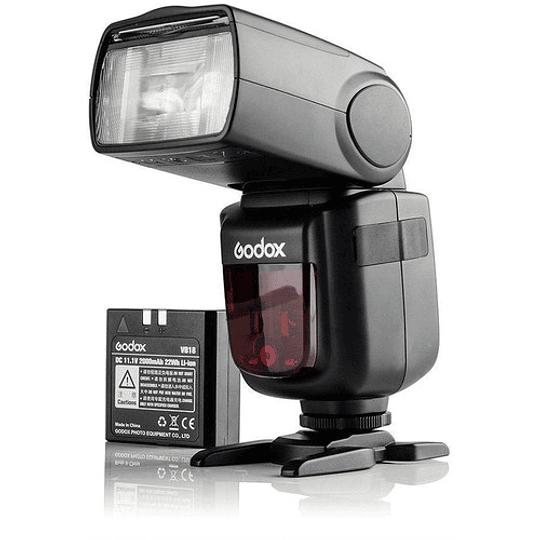 GODOX KIT FLASH V860IIF SPEEDLITE VING TTL PARA FUJIFILM - Image 6