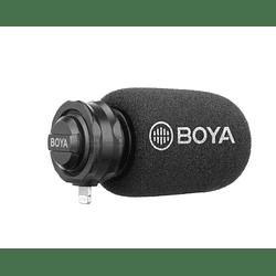 Boya BY-DM200 Micrófono Estéreo Digital Para Iphone O Ipad