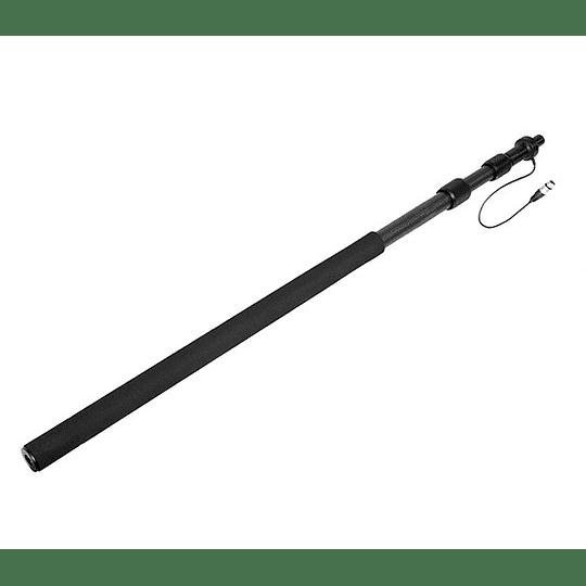 Boya BY-PB25 Caña de Fibra de Carbono 2.5m Con Cable XLR Incorporado  - Image 1
