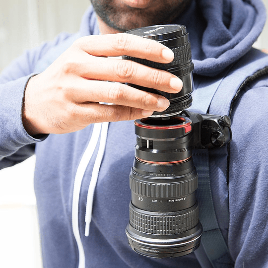 Peak Design LK-S-1 Capture Lens for Sony  - Image 2