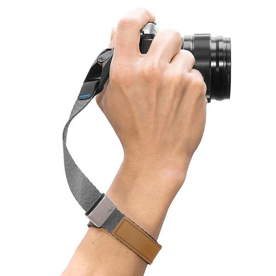 Peak Design CF-AS-3 Correa Cuff Camera Strap (Ash)  - Image 2