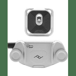 Peak Design CP-S-3 Clip para Capture v3 (plata)