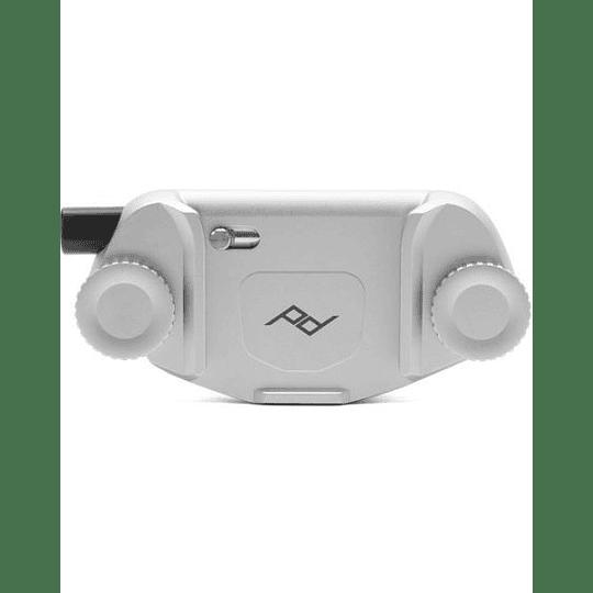 Peak Design CP-S-3 Clip para Capture v3 (plata)  - Image 2