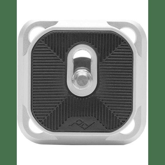 Peak Design CP-S-3 Clip para Capture v3 (plata)  - Image 3