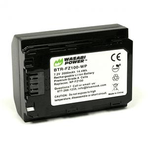Wasabi Power FZ100 Batería para Sony / BTR-FZ100-WP-02