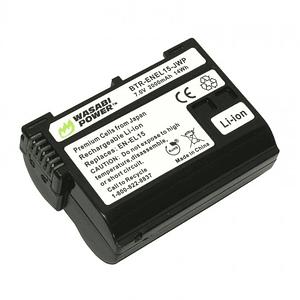 Wasabi Power ENEL-15 Batería ENEL 15 para Nikon