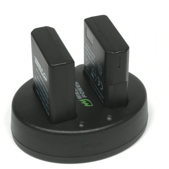 Wasabi Power EN-EL14 Kit de 2 baterías y cargador EN-EL14  para Nikon - Image 2
