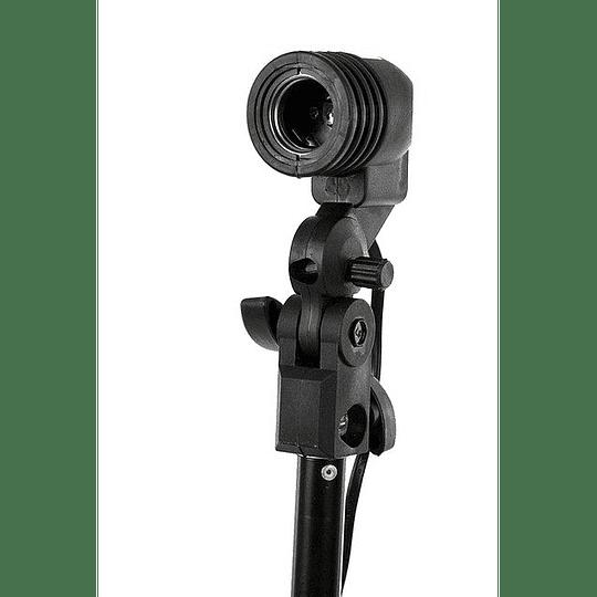 GODOX LH-01 SOPORTE SIMPLE PARA AMPOLLETA Y SOMBRILLA - Image 1