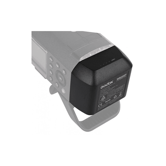Godox WB400P Batería de Repuesto AD400PRO - Image 1