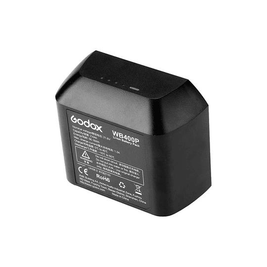 Godox WB400P Batería de Repuesto AD400PRO - Image 2