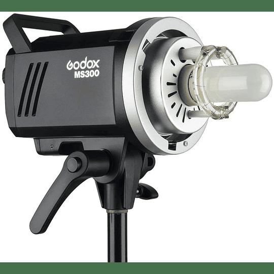 GODOX  MS300-D KIT FLASH DE ESTUDIO - Image 2