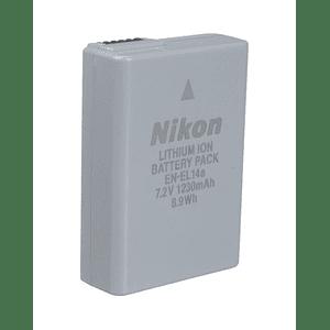 Nikon EN-EL14A Bateria para Cámaras linea D3XXX, D5XXX