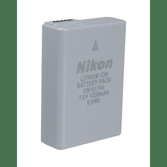 Nikon EN-EL14A Bateria para Cámaras linea D3XXX, D5XXX - Image 1