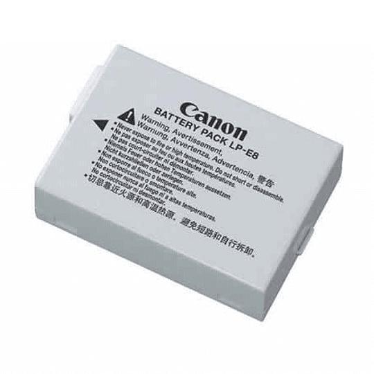 Canon LP-E8 Batería Original para Canon EOS / 4515B002BA