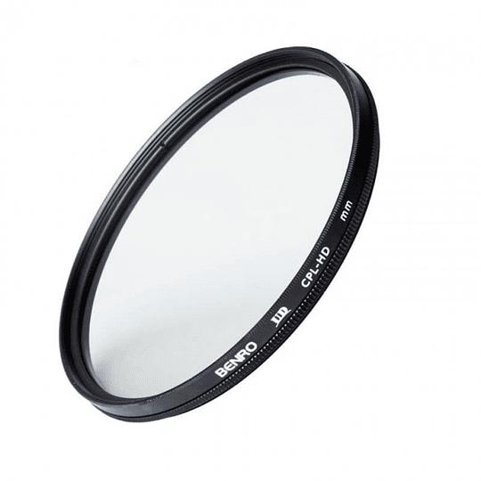 Benro Filtro Polarizados UD CPL HD  (desde 49mm hasta 82mm) - Image 2