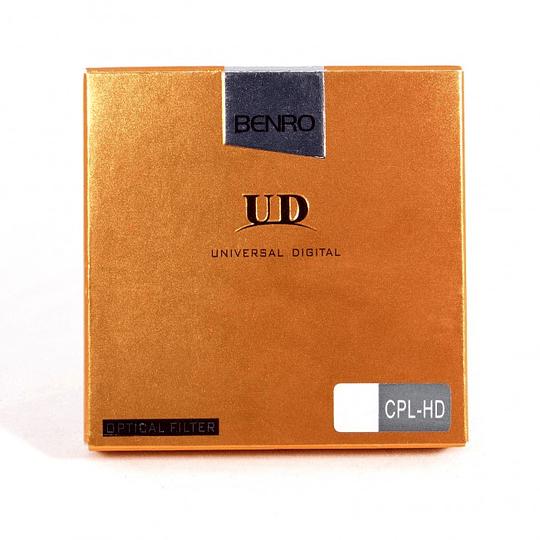 Benro Filtro Polarizados UD CPL HD  (desde 49mm hasta 82mm) - Image 3