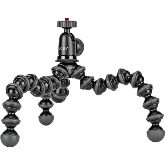 Joby GorillaPod 1K Mini-Trípode Flexible con Cabezal de Bola (Black/Charc) / JB01503 - Image 4