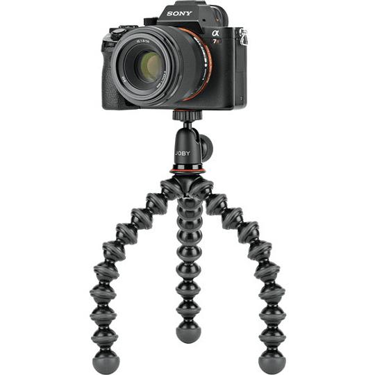 Joby GorillaPod 1K Mini-Trípode Flexible con Cabezal de Bola (Black/Charc) / JB01503 - Image 6