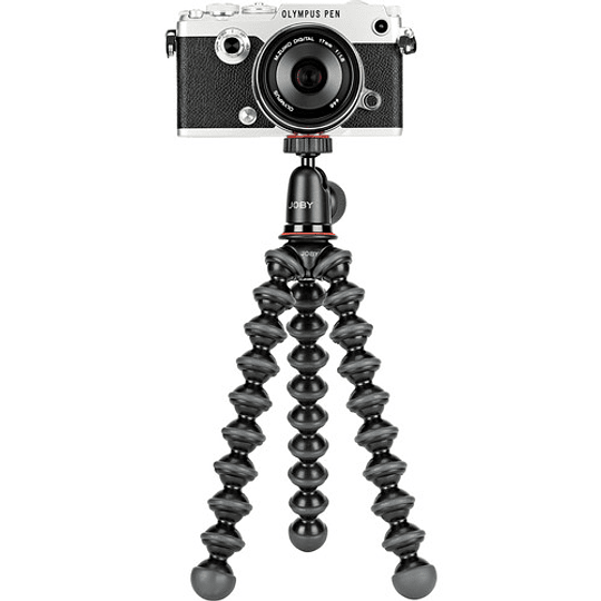 Joby GorillaPod 1K Mini-Trípode Flexible con Cabezal de Bola (Black/Charc) / JB01503 - Image 8