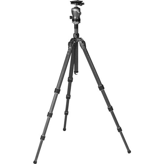 Gitzo GK2542-82QD Mountaineer Series 2 Kit Trípode de Fibra de Carbono - Image 2