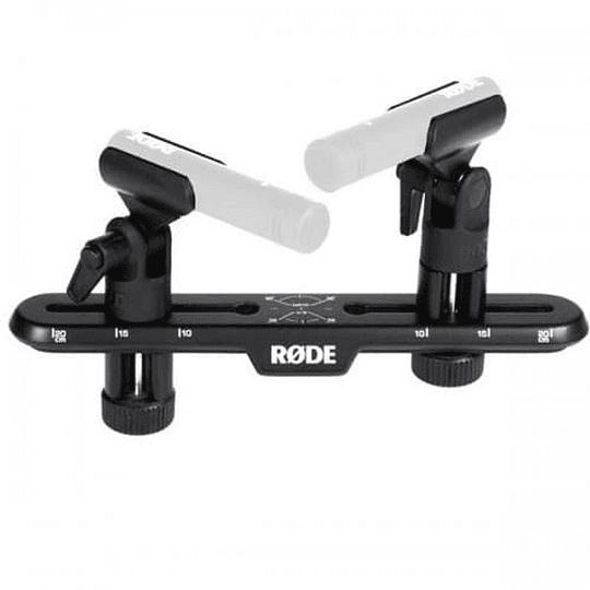 Rode SB20 Stereo Bar Soporte Metálico para dos micrófonos Rode - Image 1