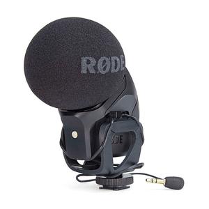 Rode SVMPR Stereo Videomic Pro