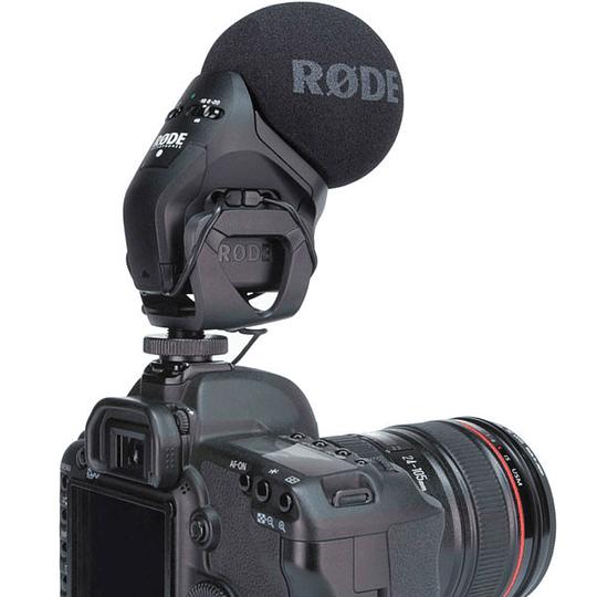 Rode SVMPR Stereo Videomic Pro  - Image 2