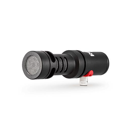 Rode VIDEOMIC ME-L Micrófono Directional para iOS - Image 1