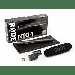 Rode NTG1 Condenser Shotgun Microphone Rode
