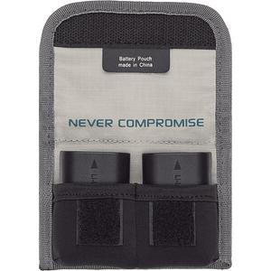 Tenba Tools – Funda para 2 Baterías (Gray/636-213)