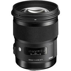 Sigma 50mm f/1.4 DG HSM Art Lente para Canon EF