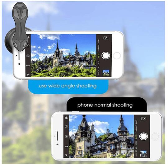Apexel APL-15MM Lente Smartphone Gran Angular - Image 4