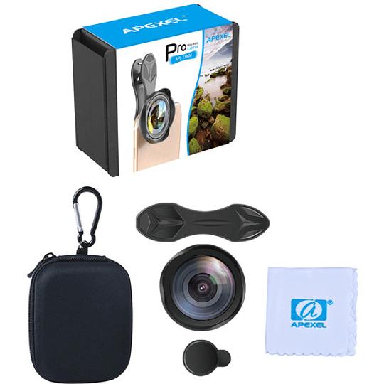 Apexel APL-15MM Lente Smartphone Gran Angular - Image 8