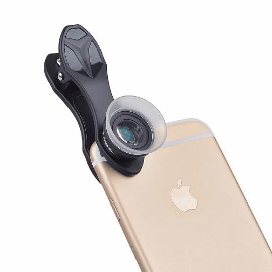 Apexel APL-24XM Lente Smartphone Macro - Image 5