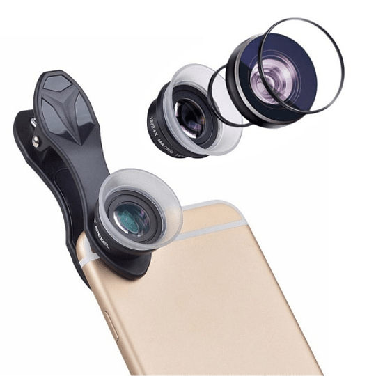 Apexel APL-24XM Lente Smartphone Macro - Image 6