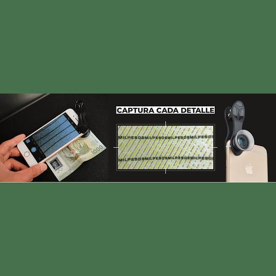 Apexel APL-24XM Lente Smartphone Macro - Image 10
