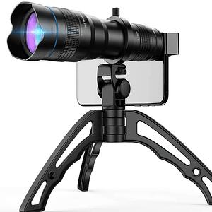 Apexel APL-36XJJ04 Lente Smartphone Super Zoom de 36X + Trípode y Control Remoto
