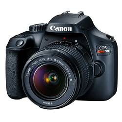 CANON EOS REBEL T100 EF-S 18-55MM F/3.5-5.6 III