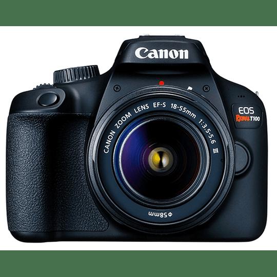 CANON EOS REBEL T100 EF-S 18-55MM F/3.5-5.6 III  - Image 2