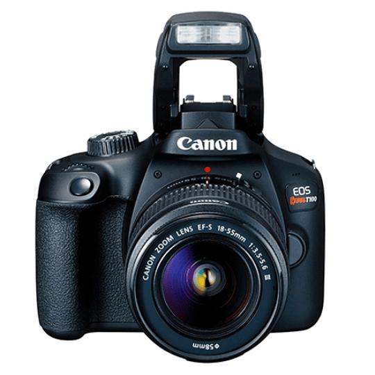 CANON EOS REBEL T100 EF-S 18-55MM F/3.5-5.6 III  - Image 3