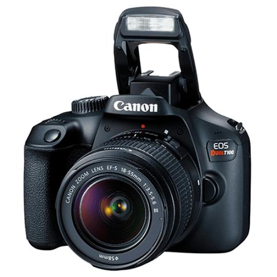 CANON EOS REBEL T100 EF-S 18-55MM F/3.5-5.6 III  - Image 4